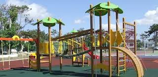 Help me raise $150,000 to build a playground for an elementary school.