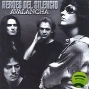 Héroes del Silencio - Avalancha  - 1995