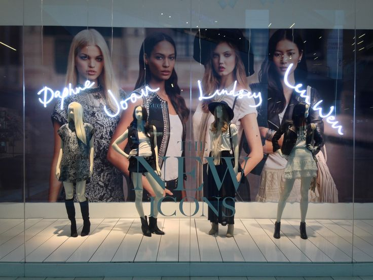 The New Icons H&M 2013 H&M Chile