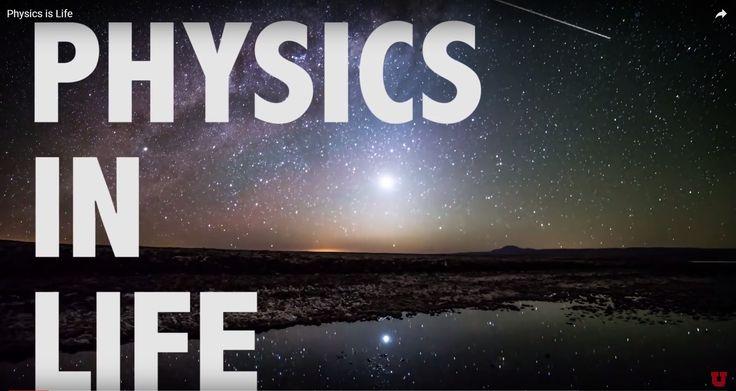 Un vídeo maravillosocreado por el Departamento de Física y Astronomía de la Universidad de Utah. Fue proyectado antes del estreno