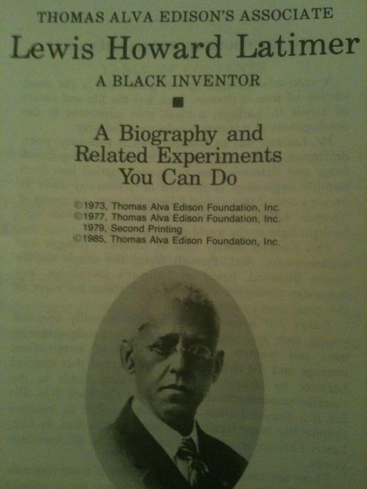 lewis latimer inventions | Lewis Latimer, Inventor, Light Bulb photo 62e6b7be.jpg