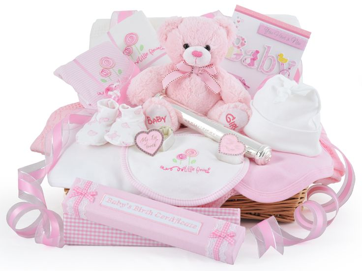 Die besten 25+ Baby girl gift baskets Ideen auf Pinterest ...