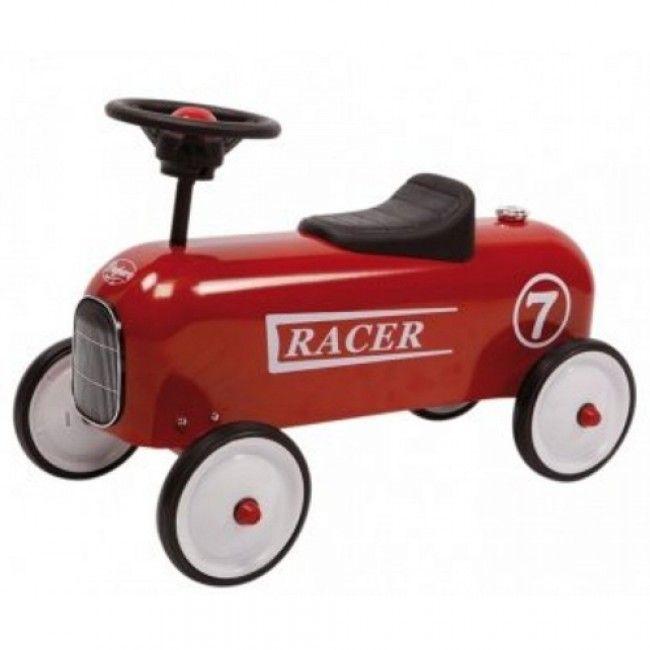 Baghera Racer, Rød- fra Gobaby. Om denne nettbutikken: http://nettbutikknytt.no/gobaby/