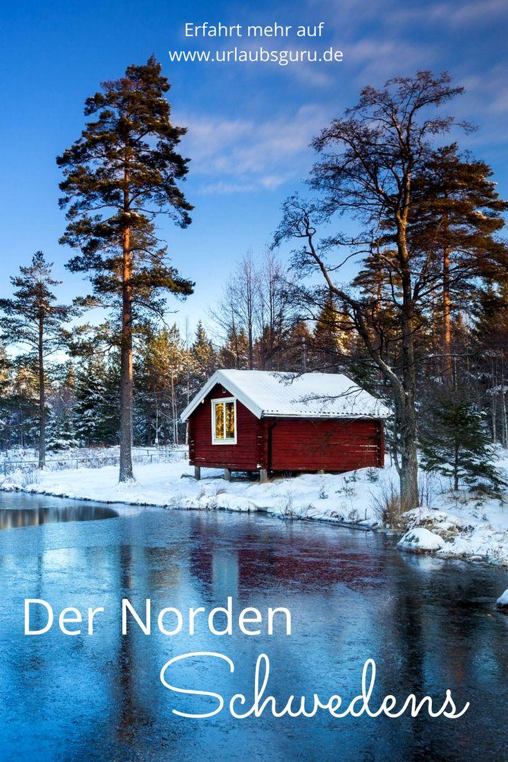 Nordschweden – Nordlichter, Rentiere und Co