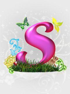 S Alphabet Love Wallpaper ... Sensual Sexy Symbol on Pinterest | Wood letters, Alphabet letters