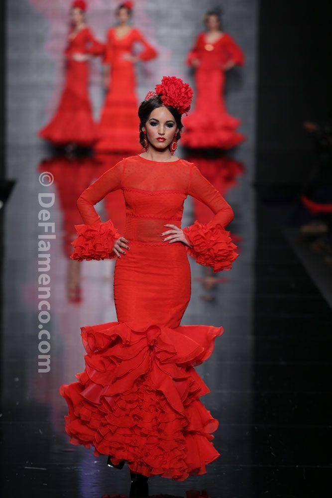 Fotografías Moda Flamenca - Simof 2014 - Hermanas Serrano 'Sueños' Simof 2014 - Foto 02