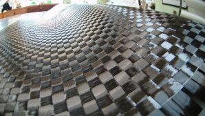 La fibre de carbone : trame, couture et embuvage.. - Le blog de l'équipe SF