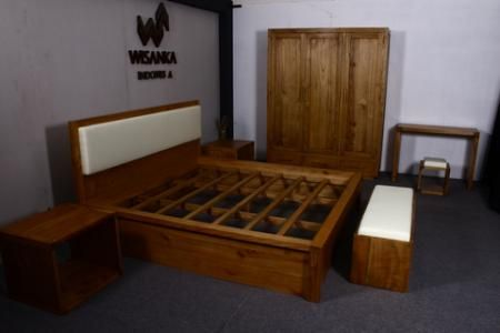 Detail of Castelo Bedroom Set | Indonesia Contemporary Furniture