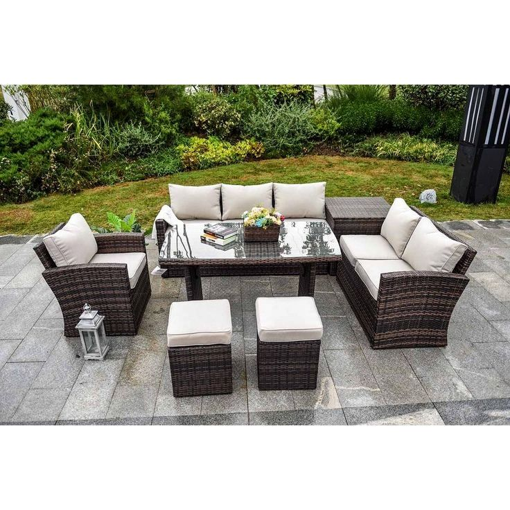 Sectional Patio Furniture, Patio Furniture Direct