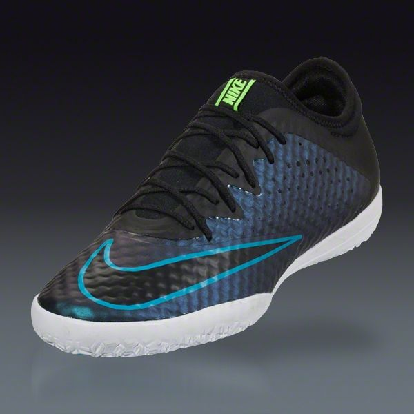 pretty nice 74633 a2767 Buy Nike Mercurial X Finale IC - Squadron Blue Black-White-Volt-Blue Lagoon  - SCCRX Indoor Soccer Shoes on SOCCER.COM. Best Price Guarantee…
