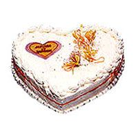 Order online to get same day home delivery of special birthday cakes, Eggless birthday cakes are also available to deliver same day in Bangalore, Mumbai and other cities in India. No shipping charge for normal delivery is applicable.