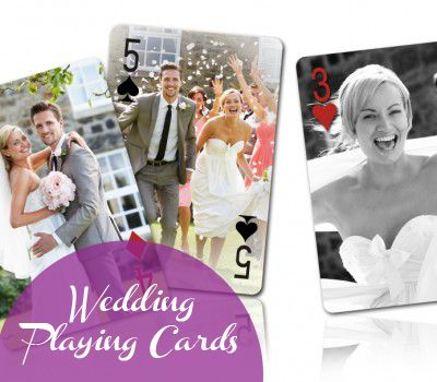 Personalised Playing Cards - Add Your Photos for a Perfect Gift