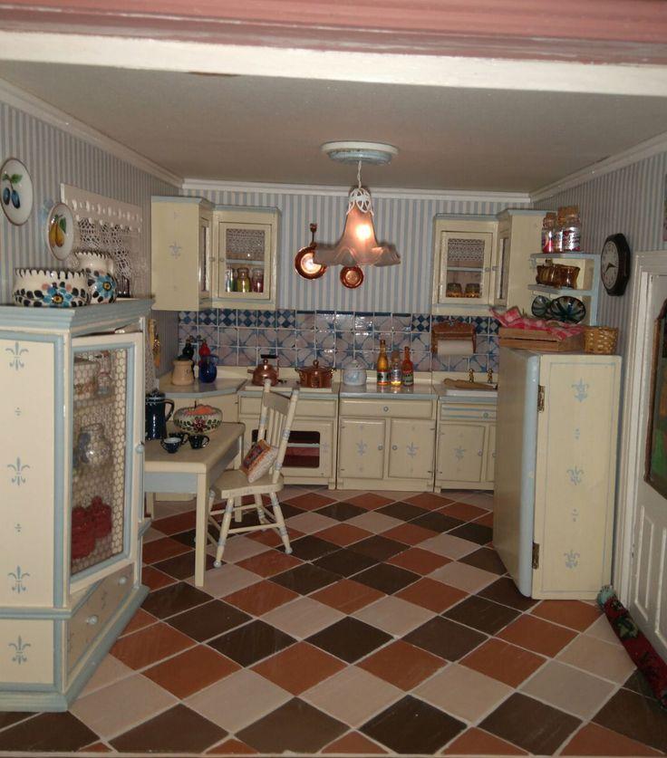 Casa popular Andaluza cocina