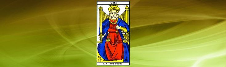 THE JUSTICE TAROT CARD: POSITIVE OR NEGATIVE? http://www.the-medium-maria.com/free-trial-offers/free-psychic-reading-online.html #MediumMaria #Tarot #Numerology