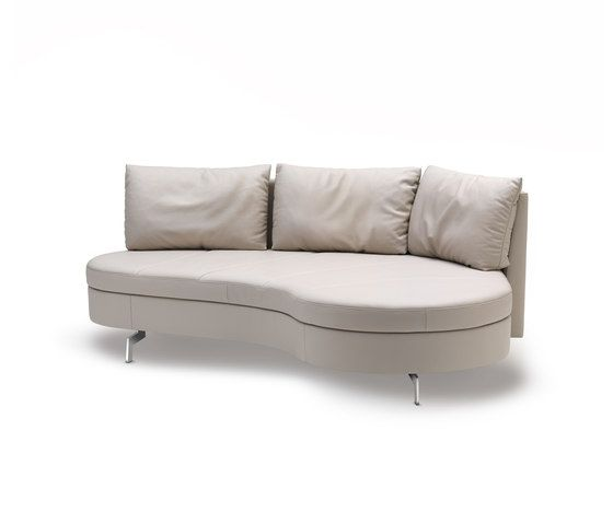 Sofas | Seating | DS 167 | de Sede | Hugo de Ruiter. Check it out on Architonic