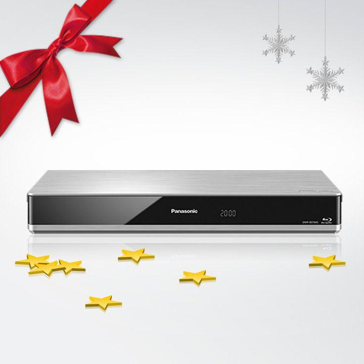 Bis Gold, Weihrauch und Myrrhe dauert's noch etwas. Aber hinter Tür 8 verbirgt sich Dein neuer Blu-ray Recorder! @PanasonicDeutschland