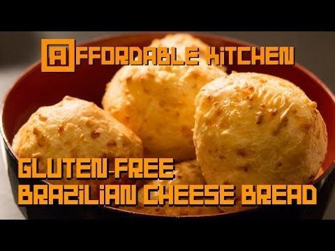 #Gluten-free Brazilian Cheese Bread - Simple and Easy - Affordable Kitchen - YouTube