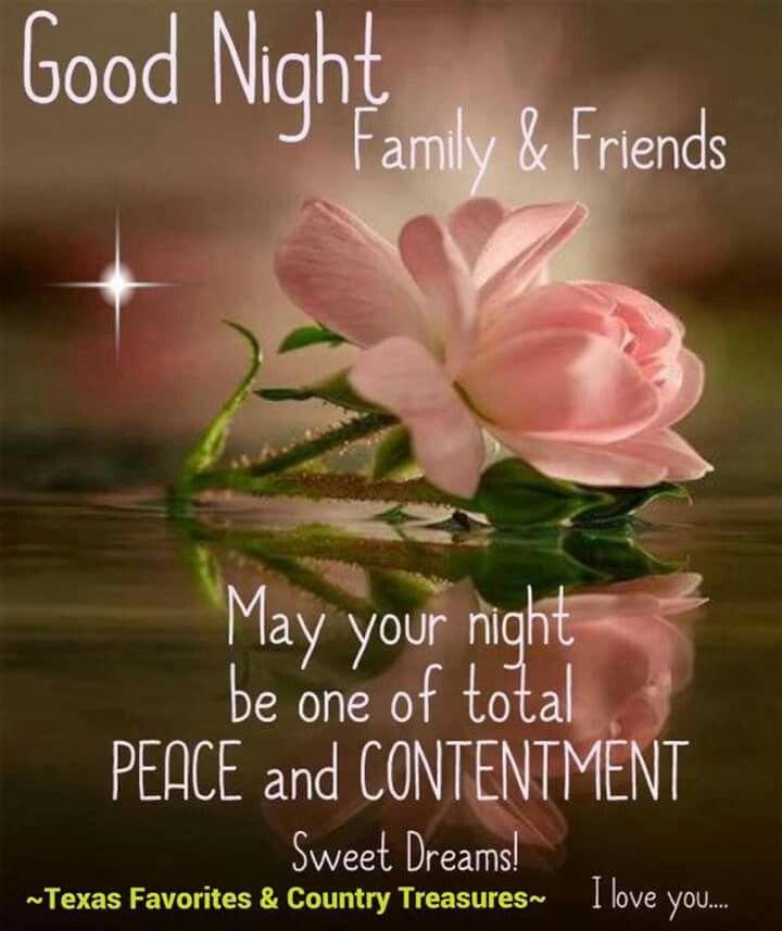 Rest Well & Sweet Dreams!! Annette & Willine!!