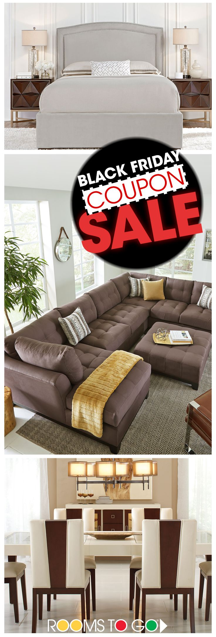 Shop Rooms To Go now during our Holiday Sale  and don t miss out  Furniture  RefinishingHoliday SalesBlack FridayHome. 168 best Lovely Living Spaces images on Pinterest