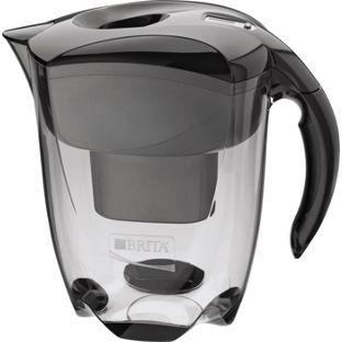 Buy BRITA Elemaris Meter XL Water Filter Jug - Black at Argos.co.uk, visit Argos.co.uk to shop online for Water jugs and filters