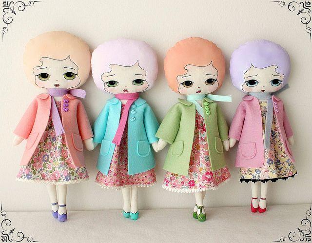 dainty dolls | Flickr - Photo Sharing!