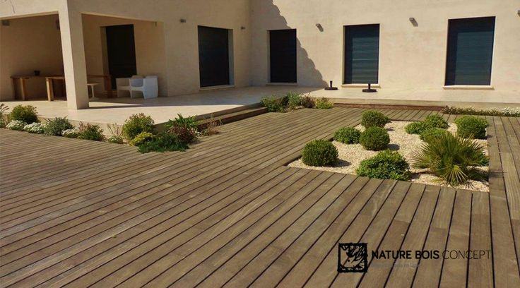 1000 ideas about bois pour terrasse on pinterest model - Terrasse en bois ou carrelage ...