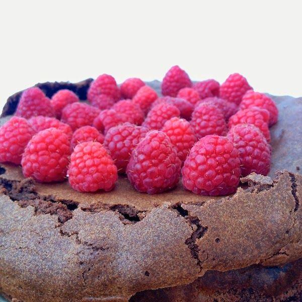 La Panificatrice Folle: Una torta fondente