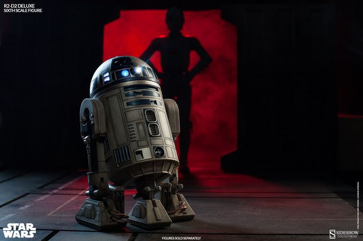 R2-D2 Deluxe | Sideshow Collectibles | Sixth Scale Figure | JCG