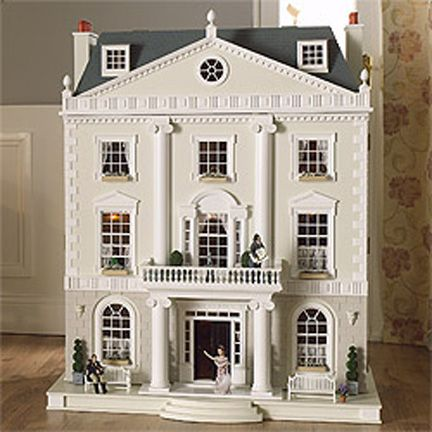 Grosvenor Hall What An Outstanding Beautiful Dollhouse