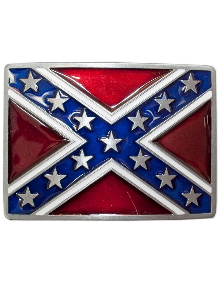 Vyönsolki, Etelävaltioiden lippu - Leatherheaven.com verkkokaupasta