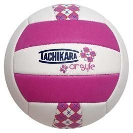 Tachikara Soft-Tech Argyle VolleyBall, Argyle by Tachikara. $18.19. Tachikara's Sof-Tech volleyball is constructed of man-made material with a foam backing for recreational use. Machine stitched and available in fun patterns and colors