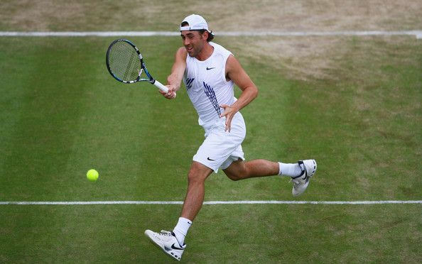 Bobby Reynolds Photos: The Championships: Wimbledon 2008 - Day 5