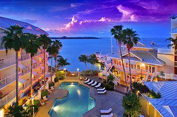 Hyatt Key West Resort looks amazing.