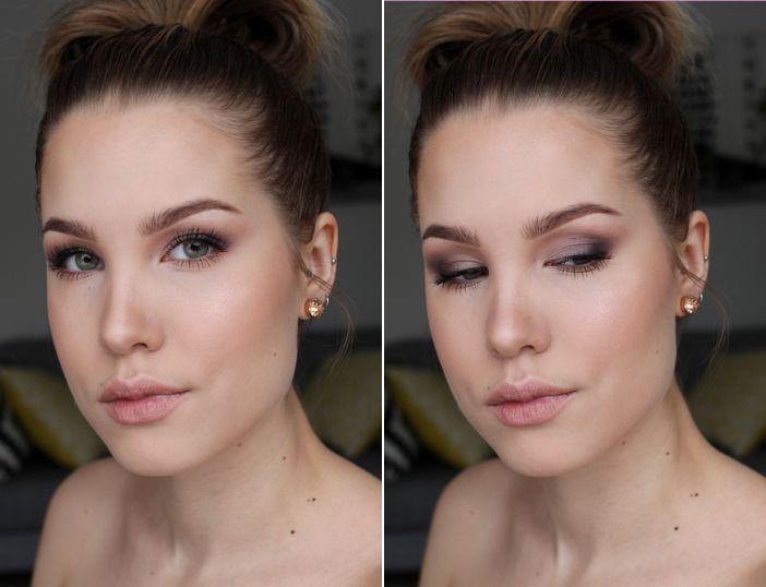 Beauty blogger Anni Jää testing the new baking trend using Lumene Color Correcting Foundation, Arctic Sun Skin Tone Perfector and Longwear Blur Foundation. Gorgeous! #foundation #lumene