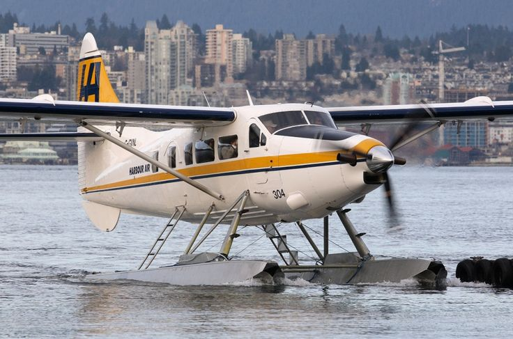 De Haviland DHC-3 Single Otter.  This was a winner in Aviation Photographic's first photo contest