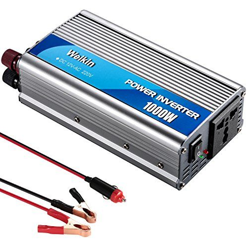 Inverters For Sale >> Weikin Power Inverter 1000 Watt Dc 12 Volt To Ac 220 V 230 V