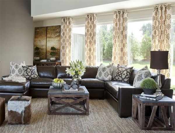 best 25+ leather living rooms ideas on pinterest