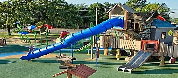 Outdoor equipment for Kids. including playgrounds, Plastic Jungle Gyms, Spring Riders