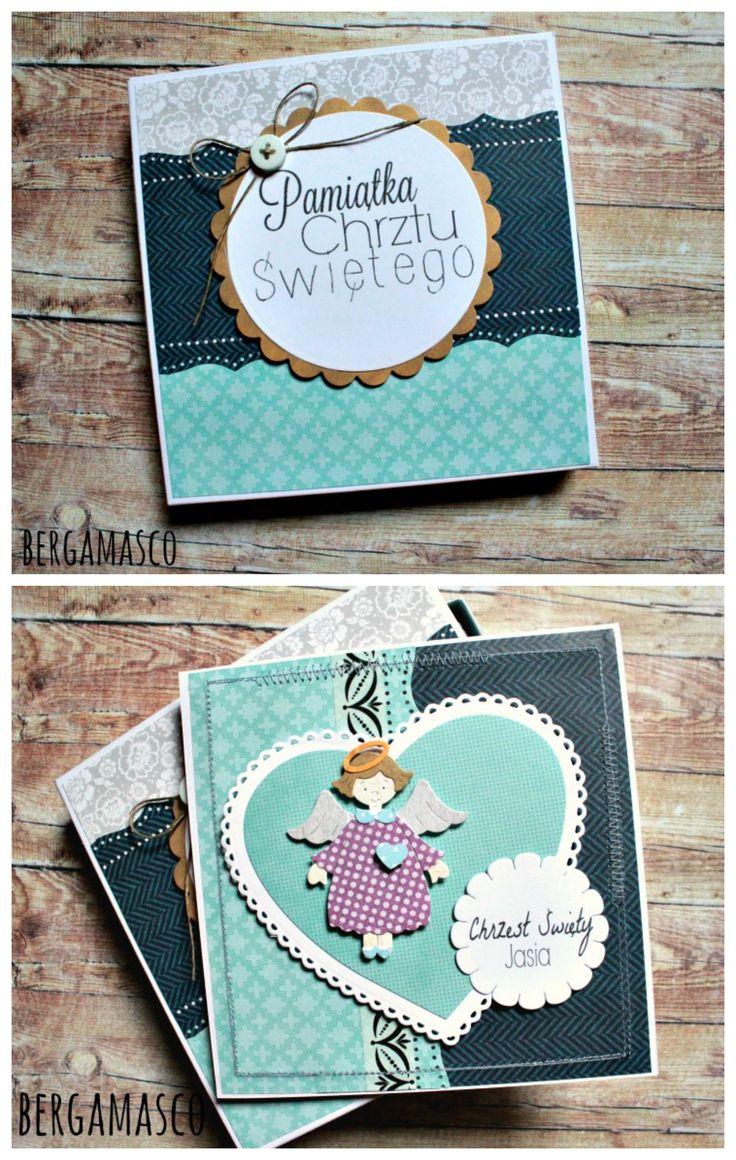 Card for Holy Baptism www.berrga.blogspot.com