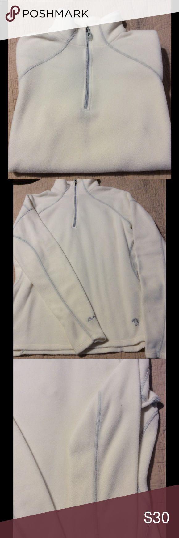 Mountain Hardwear Fleece Slightly used Mountain Hardwear Jackets & Coats