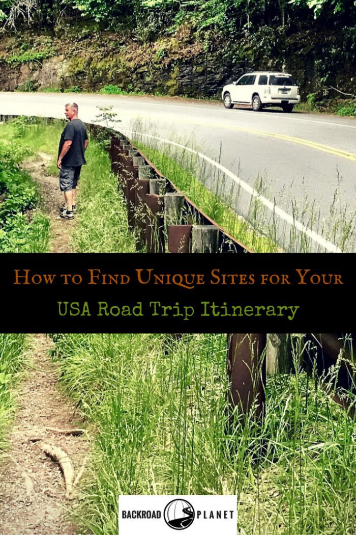 Interactive Map Usa Road Trip%0A How to Find Unique Sites for Your USA Road Trip Itinerary