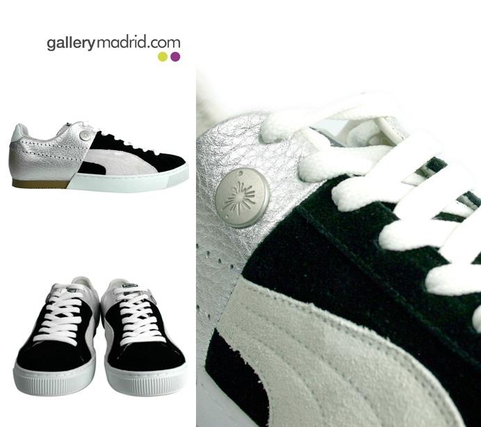 Las MY Tennis Black, diseñadas por el estilista japonés Mihara Yasuhiro, están inspiradas en las MY-35 y las clásicas Suede de Puma. Realizadas en ante y cuero full grain premium.