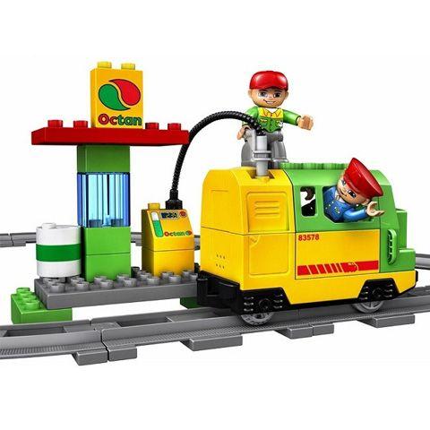Lego Duplo Luxus vonatkészlet (5609) webáruház Lego Duplo Luxus vonatkészlet (5609) játékbolt