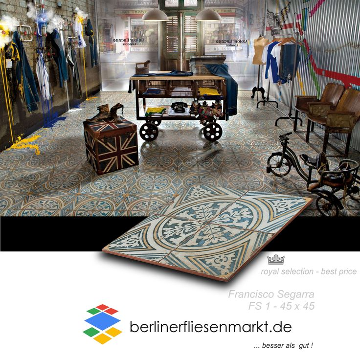 Find This Pin And More On VINTAGE FLIESEN / VINTAGE TILES By  Berlinerfliesen.