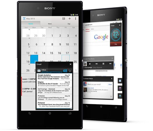 Xperia Z Ultra Productivity