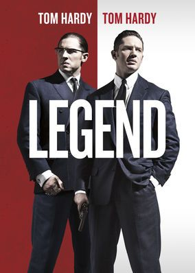 Legend (2015) - Identical twins and notorious gangsters Reggie and Ronnie Kray elude the authorities in 1960s London while transfixing and terrifying the public.