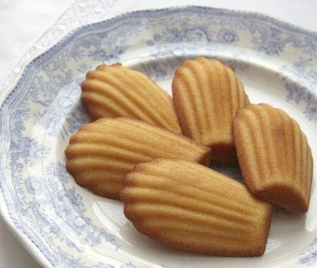 95 best madeleines images on pinterest fairy cakes cake cookies madeleines recipe fandeluxe Gallery