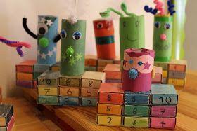 KLASSENKUNST: Einmaleinsmonster So macht das Lernen noch mehr Spass! #multiplication