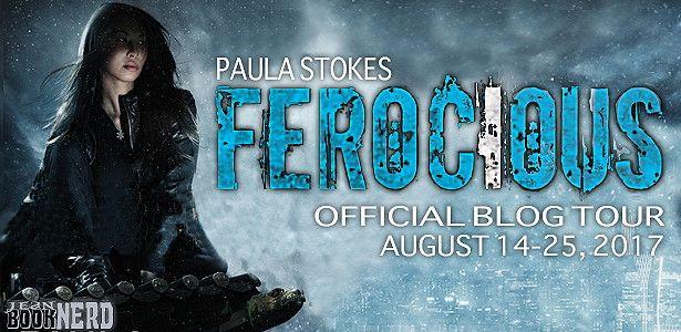 Ferocious by Paula Stokes ~ Jean BookNerd