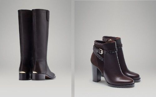 Olá meninas (= Aqui estão algumas das novidades Outono/Inverno 2014 2015 da Massimo Dutti, no que diz respeito a calçado. Vais poder encontrar diferentes modelos de botas, sapatos e sabrinas para usares e abusares nesta temporada. Protege-te da chuva e do...